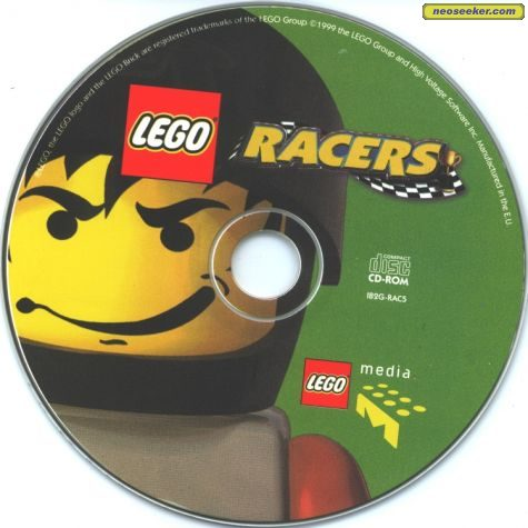 LEGO Racers - PC - PAL (Europe)