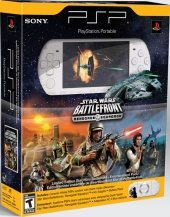 PlayStation Portable Hardware (North America Boxshot)