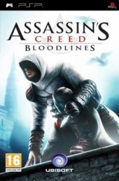 Box shot of Assassin's Creed: Bloodlines [Europe]