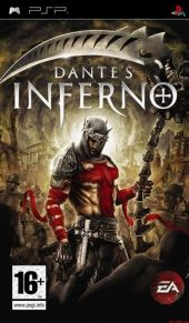 Box shot of Dante's Inferno [Europe]