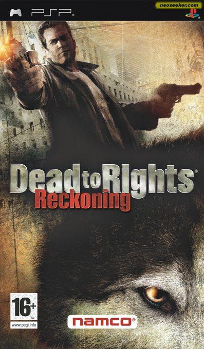 La Taringa De Rosario Dead To Rights Reckoning Psp Eur Link En