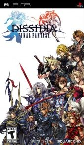 Box shot of Dissidia: Final Fantasy [North America]
