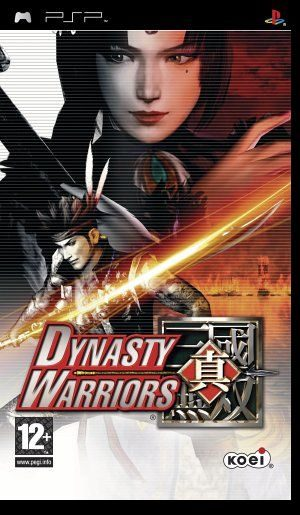 Dynasty Warriors - PSP - PAL (Europe)