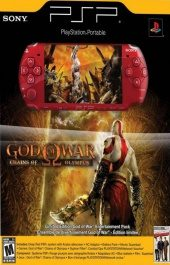 Box shot of God of War: Chains of Olympus [North America]