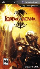 Lord of Arcana (North America Boxshot)