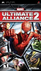 Box shot of Marvel: Ultimate Alliance 2 [North America]