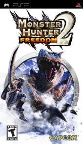 Box shot of Monster Hunter Freedom 2 [North America]