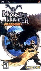 Box shot of Monster Hunter Freedom [North America]