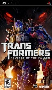 Box shot of Transformers: Revenge of the Fallen [North America]