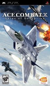 Box shot of Ace Combat X: Skies of Deception [North America]