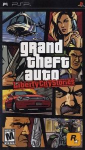 Box shot of Grand Theft Auto: Liberty City Stories [North America]