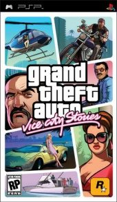 Box shot of Grand Theft Auto: Vice City Stories [North America]