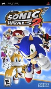 Box shot of Sonic Rivals 2 [North America]