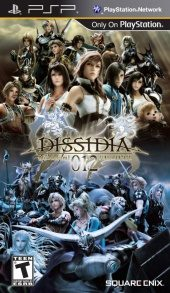 Box shot of Dissidia 012[duodecim] Final Fantasy [North America]