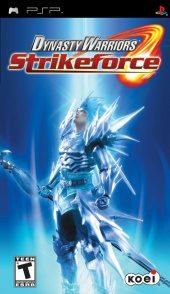 Box shot of Dynasty Warriors: Strikeforce [North America]