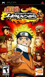 Box shot of Naruto: Ultimate Ninja Heroes [North America]