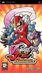 Box shot of Viewtiful Joe: Red Hot Rumble [Europe]