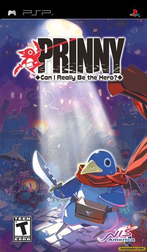 Prinny: Can I Really Be The Hero? - PSP - NTSC-U (North America)