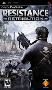 Box shot of Resistance: Retribution [North America]