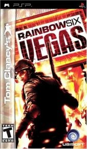 Box shot of Tom Clancy's Rainbow Six Vegas [North America]