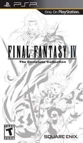 Box shot of Final Fantasy IV: The Complete Collection [North America]