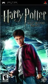 Box shot of Harry Potter and the Half-Blood Prince [North America]