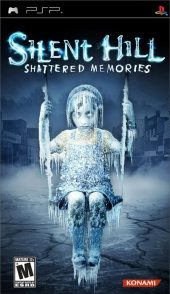 Box shot of Silent Hill: Shattered Memories [North America]