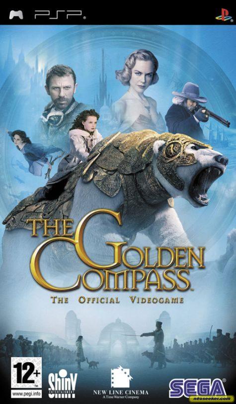 The Golden Compass - Rus - Игровой портал PSP ...