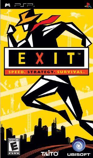 Exit - PSP - NTSC-U (North America)