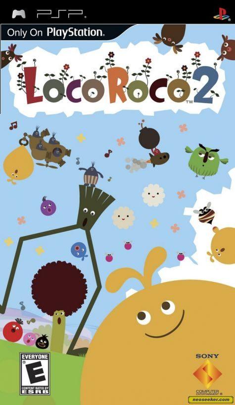 LocoRoco 2 - PSP - NTSC-U (North America)