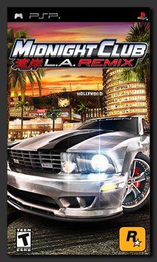 Midnight Club: L.A. Remix - PSP - NTSC-U (North America)