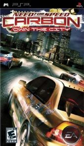 Box shot of Need for Speed Carbon: Own the City [North America]