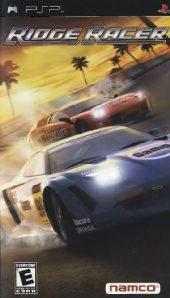 Box shot of Ridge Racer [Nor