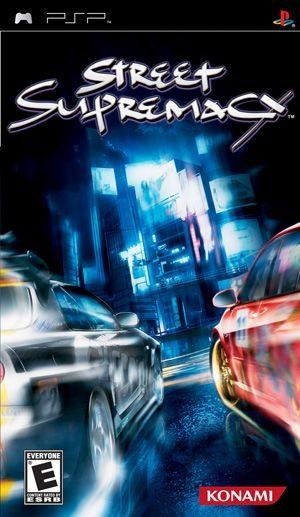 Street Supremacy - PSP - NTSC-U (North America)