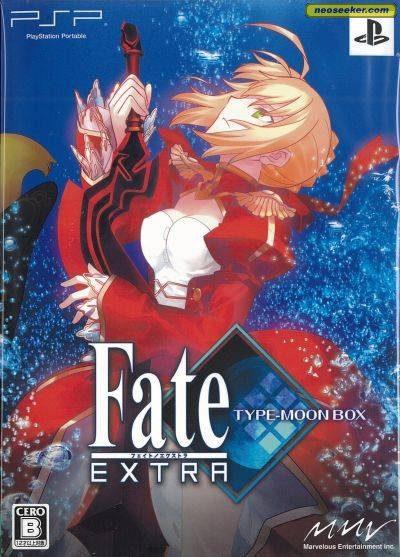 Fate/EXTRA - PSP - NTSC-J (Japan)