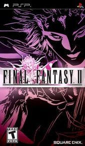 Box shot of Final Fantasy II: Anniversary Edition [North America]