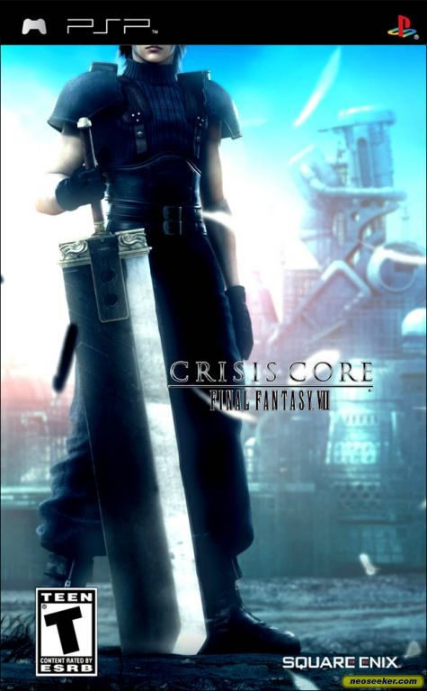 Crisis Core: Final Fantasy VII - PSP - NTSC-U (North America)