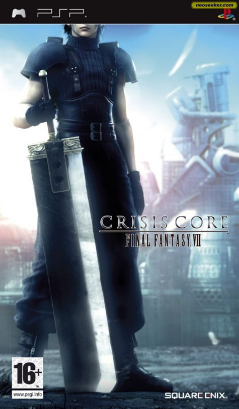 Final Fantasy VII: Crisis Core - PSP - PAL (Europe)