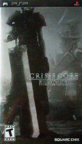 Box shot of Crisis Core: Final Fantasy VII [North America]