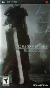 Box shot of Crisis Core: Final Fantasy VII [North America]