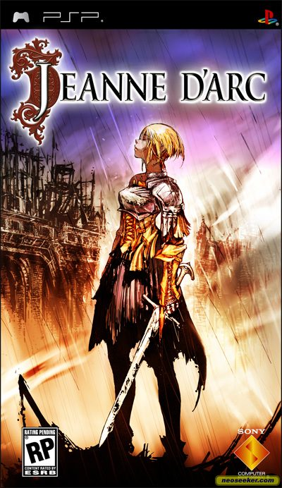 Jeanne D'Arc - PSP - NTSC-U (North America)