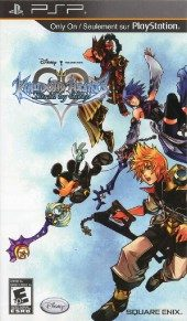 Box shot of Kingdom Hearts: Birth by Sleep [North America]