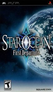 Box shot of Star Ocean: The First Departure [North America]