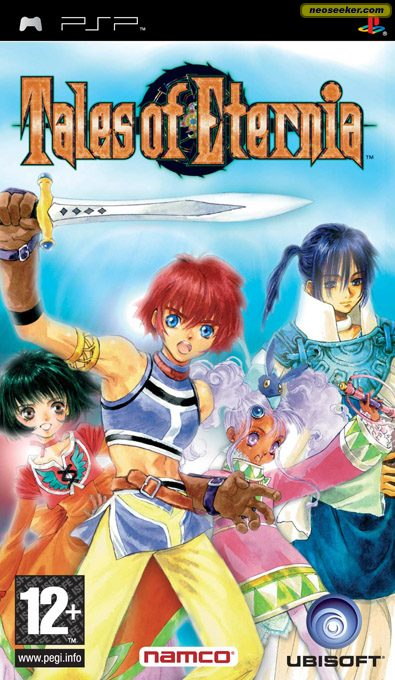 Tales of Eternia - PSP - PAL (Europe)