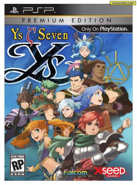 Ys Seven Cheats