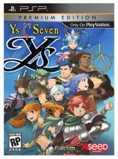 Ys Seven (North America Boxshot)