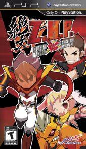 Z.H.P.: Unlosing Ranger VS. Darkdeath Evilman