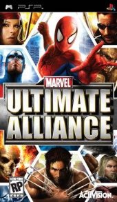Box shot of Marvel: Ultimate Alliance [North America]