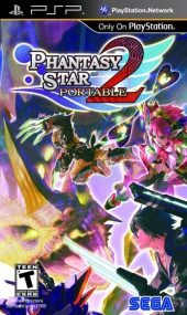 Box shot of Phantasy Star Portable 2 [North America]