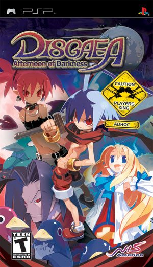 Disgaea: Afternoon of Darkness - PSP - NTSC-U (North America)